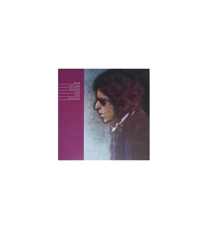 Bob Dylan - Blood On The Tracks (LP, Album, RE, 180) mesvinyles.fr