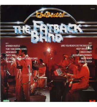 The Fatback Band - The Best Of (LP, Comp) mesvinyles.fr