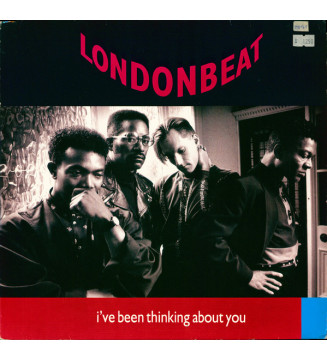 """Londonbeat - I've Been Thinking About You (12"""", Maxi) mesvinyles.fr"""