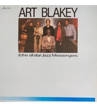Art Blakey & The All Star Jazz Messengers* - Art Blakey & The All Star Jazz Messengers (LP, Album) mesvinyles.fr