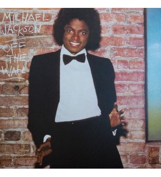 Michael Jackson - Off The Wall (LP, Album, RE, Gat)