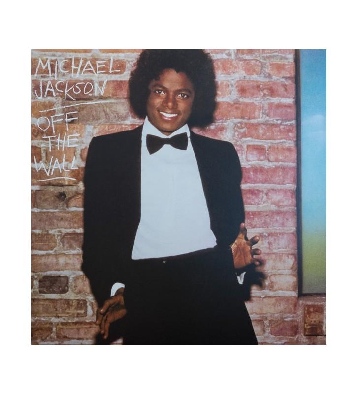 Michael Jackson - Off The Wall (LP, Album, RE, Gat) mesvinyles.fr