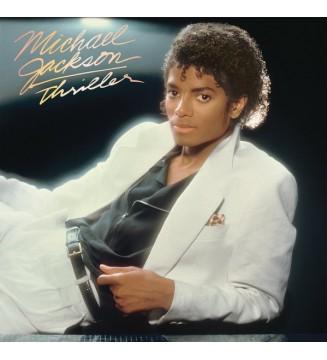 Michael Jackson - Thriller (LP, Album, RE, Gat)