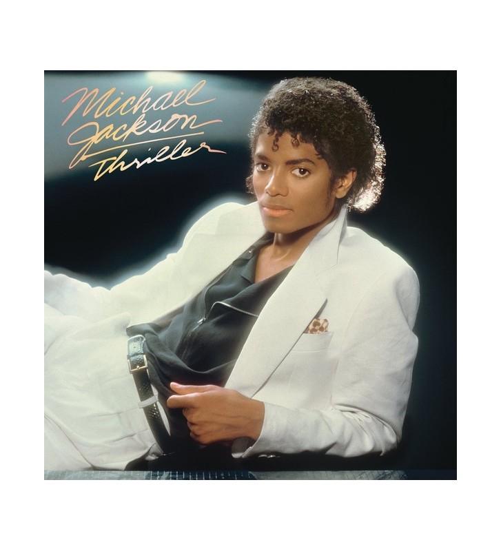 Michael Jackson - Thriller (LP, Album, RE, Gat) mesvinyles.fr