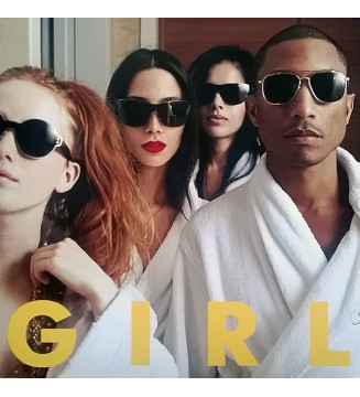 Pharrell Williams - G I R L (LP, Album)