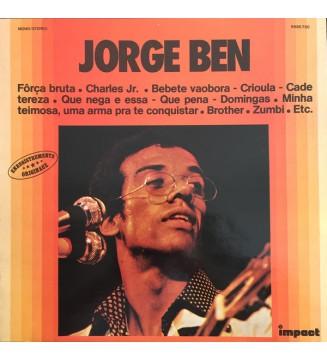 Jorge Ben - Jorge Ben (LP, Comp) mesvinyles.fr