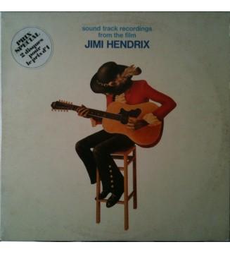 "Jimi Hendrix - Sound Track Recordings From The Film ""Jimi Hendrix"" (2xLP) mesvinyles.fr"