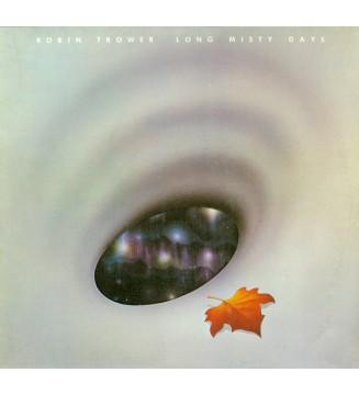 Robin Trower - Long Misty Days (LP, Album, Pit) mesvinyles.fr