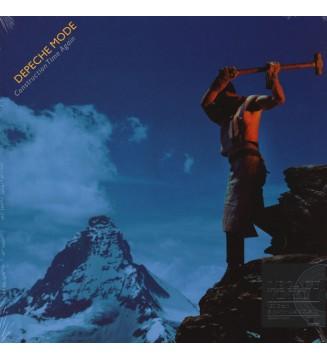 Depeche Mode - Construction Time Again (LP, Album, RE, RM, Gat) mesvinyles.fr
