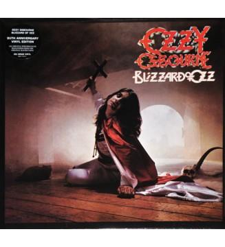 Ozzy Osbourne - Blizzard Of Ozz (LP, Album, RM, 180) mesvinyles.fr