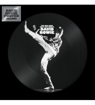 David Bowie - The Man Who Sold The World (LP, Album, Pic, RE) mesvinyles.fr