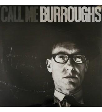 William Burroughs* - Call Me Burroughs (LP, Album, RE) mesvinyles.fr