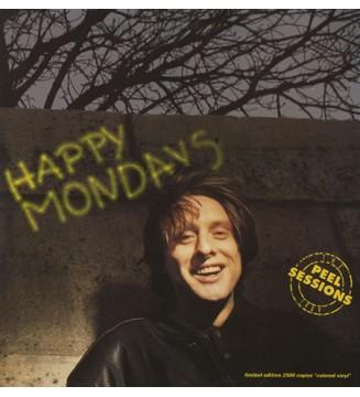 "Happy Mondays - The Peel Sessions (12"", Ltd, Gre) mesvinyles.fr"