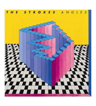 The Strokes - Angles (LP, Album) mesvinyles.fr