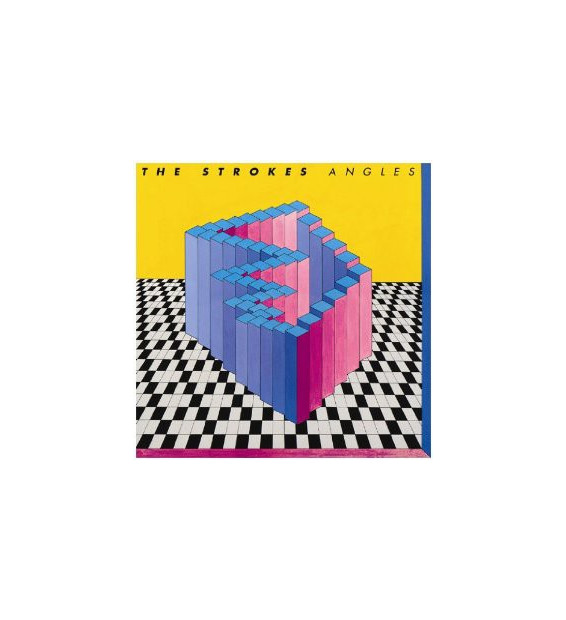 The Strokes - Angles (LP, Album)