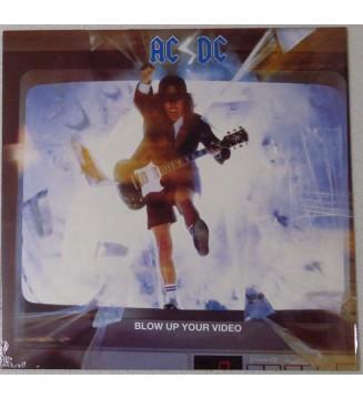 AC/DC - Blow Up Your Video (LP, Album, RE, RM, 180) mesvinyles.fr