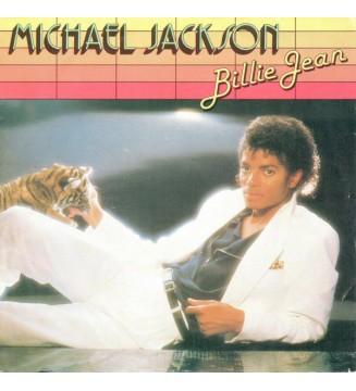 "Michael Jackson - Billie Jean  (7"", Single, Blu) mesvinyles.fr"