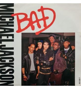 "Michael Jackson - Bad (7"", Single) mesvinyles.fr"