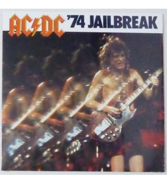 AC/DC - '74 Jailbreak (LP, Album, Comp, RE, RM, 180) mesvinyles.fr
