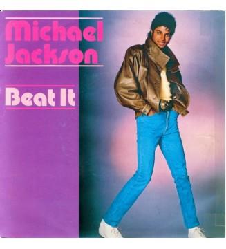 "Michael Jackson - Beat It (7"", Single) mesvinyles.fr"