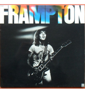 Peter Frampton - Frampton (LP, Album) mesvinyles.fr