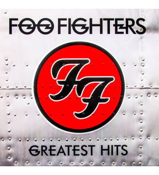 Foo Fighters - Greatest Hits (2xLP, Comp) mesvinyles.fr