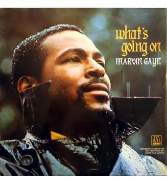 Marvin Gaye - What's Going On (LP, Album, RE) mesvinyles.fr