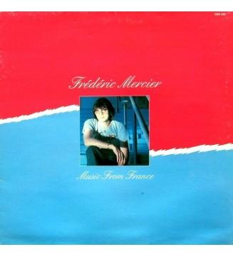 Frederic Mercier - Music From France mesvinyles.fr