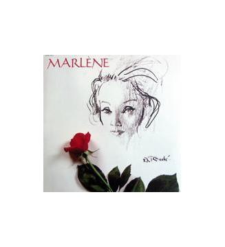 Marlene Dietrich - Marlène (LP, Comp) mesvinyles.fr