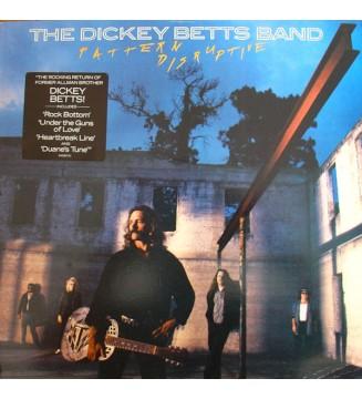 The Dickey Betts Band - Pattern Disruptive (LP, Album) mesvinyles.fr