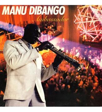 Manu Dibango - Ambassador (LP) mesvinyles.fr