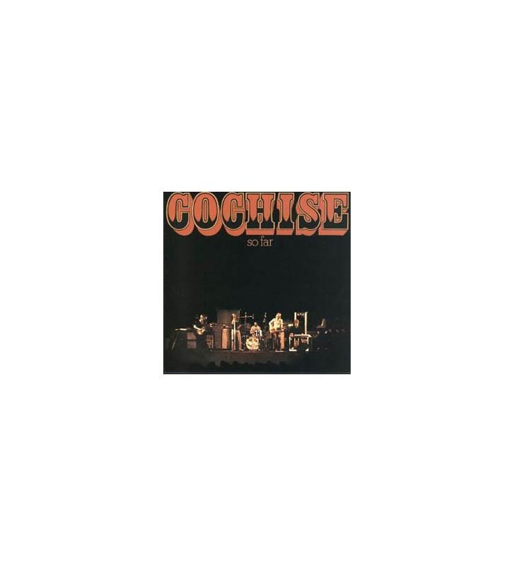 Cochise (7) - So Far (LP, Album) mesvinyles.fr