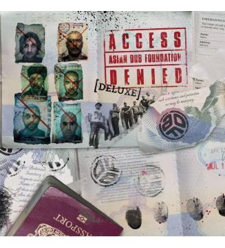 Asian Dub Foundation - Access Denied rsd 2021 mesvinyles.fr
