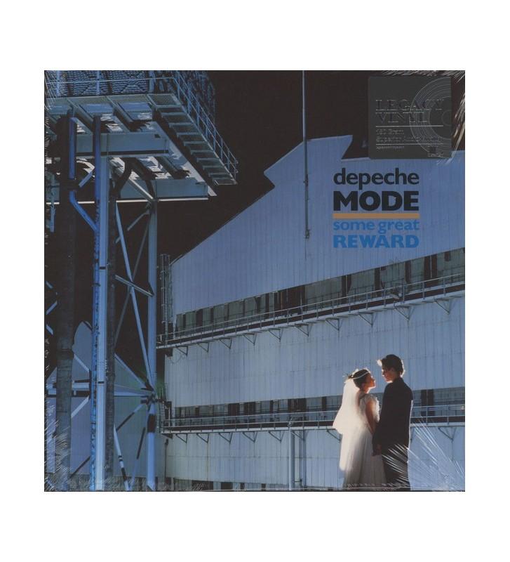 Depeche Mode - Some Great Reward (LP, Album, RE, RM, Gat) mesvinyles.fr