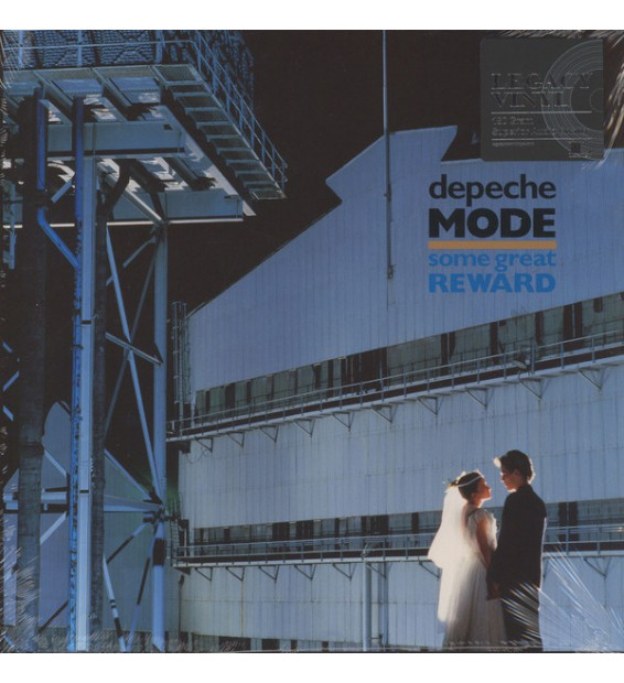 Depeche Mode - Some Great Reward (LP, Album, RE, RM, Gat)