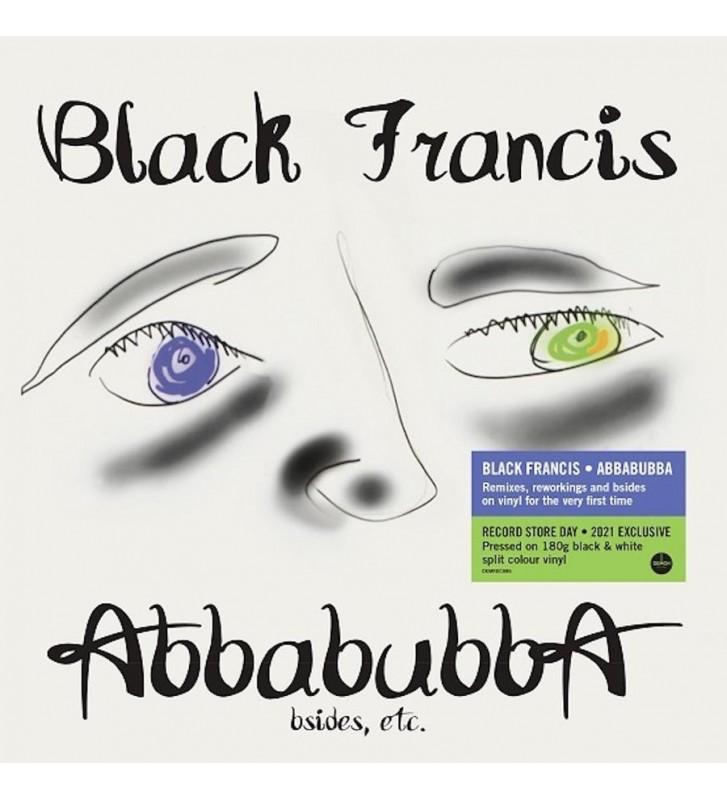 Black Francis - Abbabubba rsd 2021 mesvinyles.fr