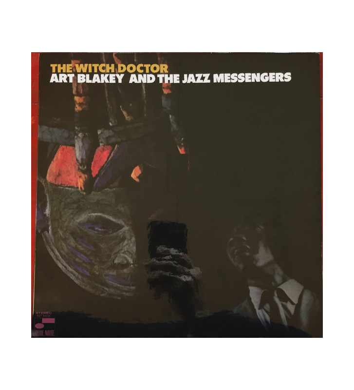 Art Blakey And The Jazz Messengers* - The Witch Doctor (LP, Album, RE, 180) mesvinyles.fr