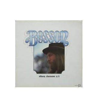 Claude Besson - Album Chanson N°3 (LP, Album) mesvinyles.fr