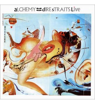 Dire Straits - Alchemy (Dire Straits Live) (2xLP, Album, Gat) mesvinyles.fr