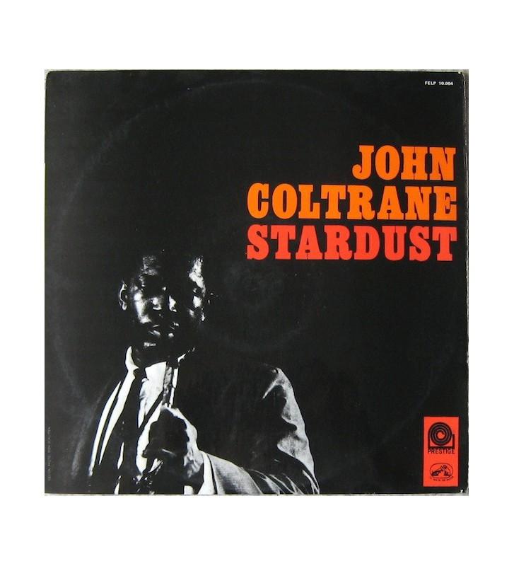 John Coltrane - Stardust (LP, Album, Mono) mesvinyles.fr
