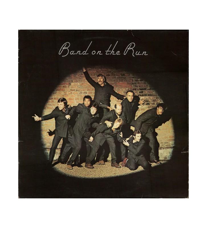 Paul McCartney & Wings* - Band On The Run (LP, Album) mesvinyles.fr