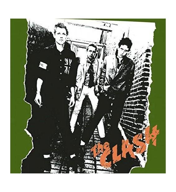 The Clash - The Clash (LP, Album, RE, 180)
