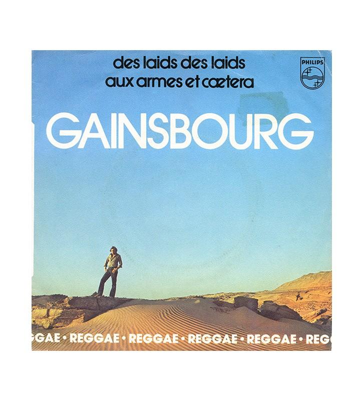 """Gainsbourg* - Des Laids Des Laids / Aux Armes Et Cætera (7"""", Single) mesvinyles.fr"""