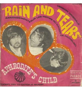 "Aphrodite's Child - Rain And Tears (7"", Single, Mono) mesvinyles.fr"