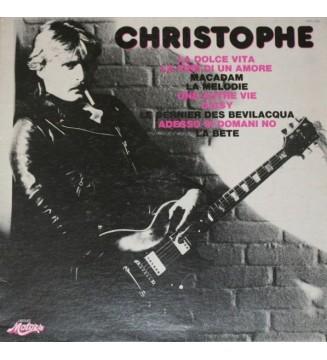 Christophe - La Dolce Vita (LP, Album) mesvinyles.fr