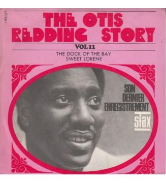 """Otis Redding - The Dock Of The Bay / Sweet Lorene (7"""", Single) mesvinyles.fr"""