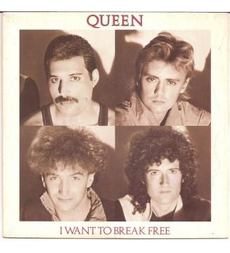 "Queen - I Want To Break Free (7"", Single) mesvinyles.fr"