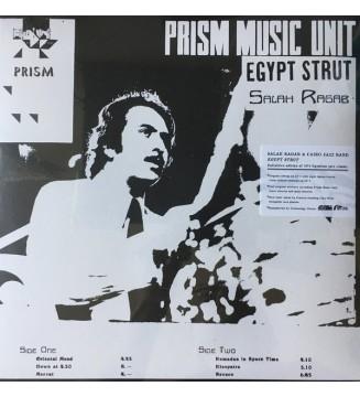 Salah Ragab - Prism Music Unit Egypt Strut (2xLP, Album, RE) mesvinyles.fr