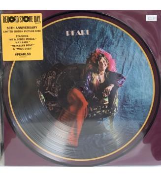 Janis Joplin - Pearl (LP, Album, Ltd, Pic, RE) mesvinyles.fr