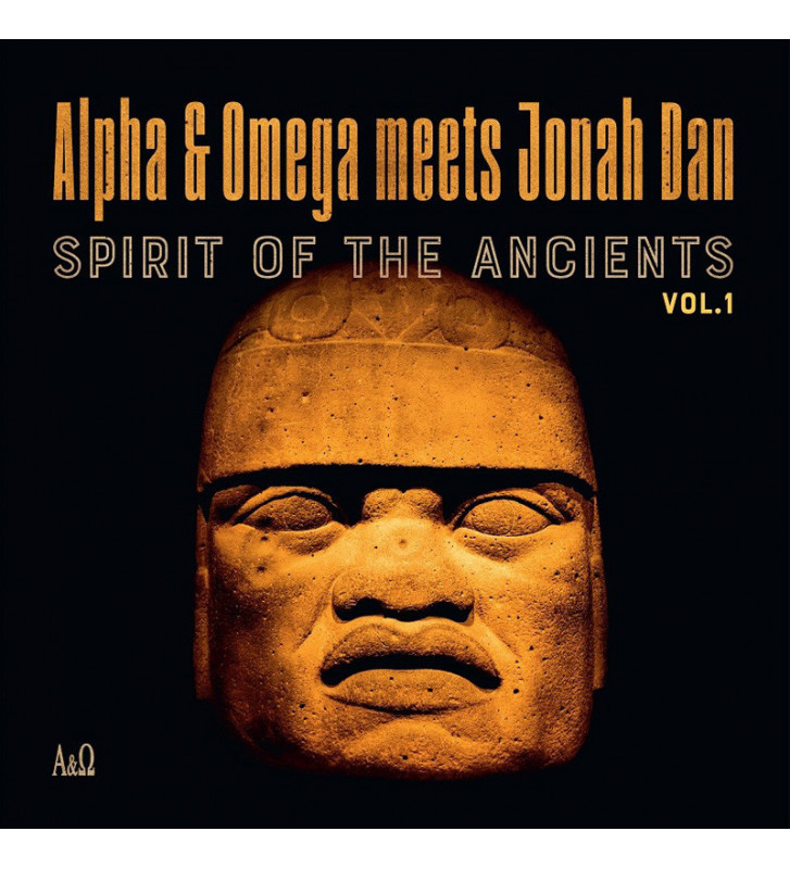 ALPHA & OMEGA MEETS JONAH DAN - SPIRIT OF THE ANCIENTS VOLUME 1 rsd 2021 mesvinyles.fr